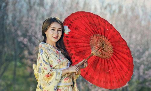 Hé lộ bí quyết trắng da của phụ nữ Nhật Bản